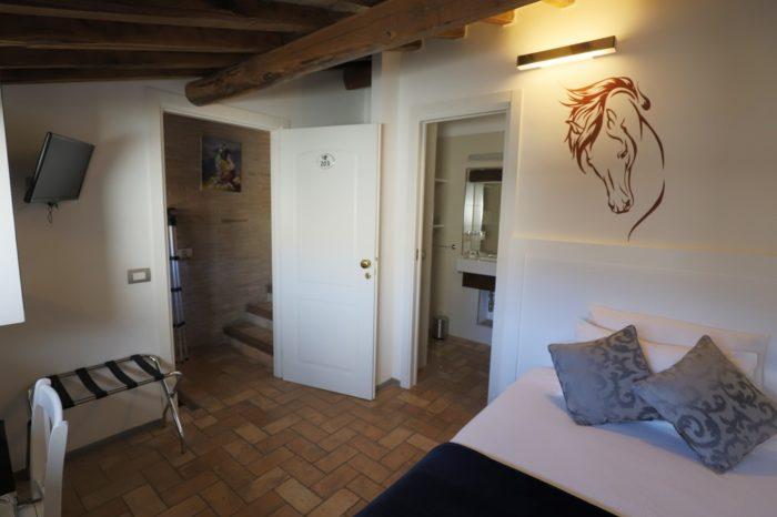 Stanza Leonardo Atlantis Inn Castel Gandolfo