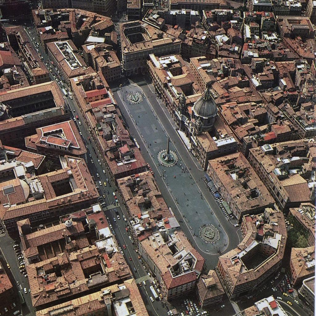 A due passi da Roma